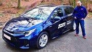 Essai Suzuki Swace Hybride, Le Break Du Grand Frère