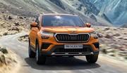 Skoda dévoile son nouveau SUV pour l'Inde, le Kushaq