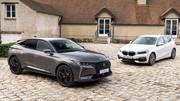 La nouvelle DS4 se frotte à la BMW Série 1