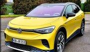 Volkswagen ID.4 : L'essai exclusif de la familiale 100% électrique !