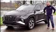 Essai exclusif du Hyundai Tucson hybride 2021 !