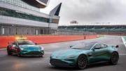 Aston Martin Vantage F1 Edition, une safety car pour la route