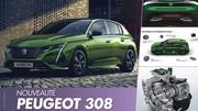 Peugeot 308 (2021) : Découvrez la 3ème génération en détail