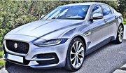 Essai Essai de la Jaguar XE (2020)