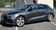 Essai de l'Audi A3 Sportback 2020