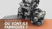 Citroën, Peugeot et Renault...Où sont produits les moteurs français ?