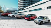 Les futures BMW et Mini électriques annoncées