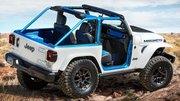 Un Jeep Wrangler électrique pour préparer l'avenir ?