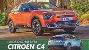 Guide d'achat, toutes les Citroën C4 à l'essai : laquelle choisir ?