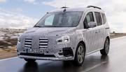 Mercedes Classe T 2021 : le frère jumeau du Renault Kangoo se montre