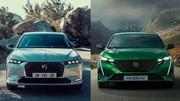 Nouvelles Peugeot 308 et DS 4 : Quelles différences ? Quelle est votre préférence ?