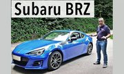 Essai Subaru BRZ