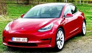 Essai de la Tesla Model 3 grande autonomie (Long Range)