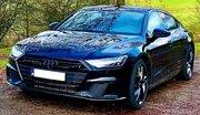 Essai de l'Audi A7 Sportback TFSI-e 55 quattro