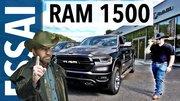 Essai vidéo du RAM 1500 V8 Hemi