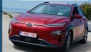 Essai de la Hyundai Kona électrique
