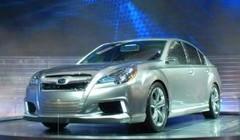Subaru Legacy Concept : Le culte de la continuité