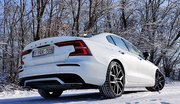Essai Volvo S60 Recharge Polestar Engineered : sportive rechargeable