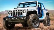 Une Jeep Wrangler électrique à venir ?