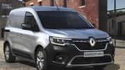 Le nouveau Renault Kangoo Van à partir de 20 700 €