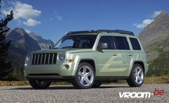 Jeep Patriot EV : Se souiller dans la boue en toute propreté