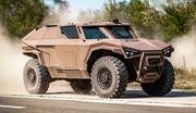 Arquus Scarabée (2021) : Le tout-terrain militaire hybride de 400 ch