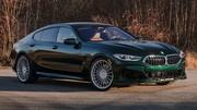Alpina B8, une BMW M8 Gran Coupé en toute élégance