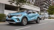Le Renault Captur E-Tech Hybride disponible à partir de 27 100 €