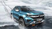 Volkswagen tease les futurs Multivan et Amarok