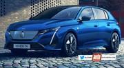 Nouvelle Peugeot 308 : une version 100% électrique au programme