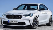 BMW M2 (2022) : Le turbulent coupé de Motorsport se dessine