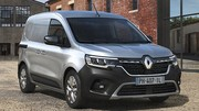 Renault Kangoo Van, avec un truc en moins qui devient un truc en plus