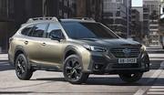 Subaru Outback : la nouvelle génération arrive enfin en Belgique