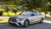 Essai Mercedes Classe E 300 e : ambiance électrique