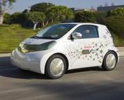 Toyota FT-EV : Une iQ électrique d'ici 2012
