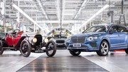 Bentley : 200 000 autos produites depuis 1919