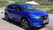 J'ai vu le nouveau Nissan Qashqai