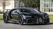 Voici la 300ème Bugatti Chiron à sortir de l'usine