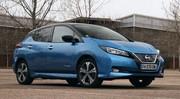 Essai de la Nissan Leaf e+ : remise au goût du jour