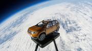 Dacia Dustar : Le Duster en mission spatiale