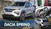 Essai Dacia Spring électrique : le test vérité sur son autonomie