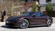 Essai Porsche Taycan propulsion : entrée de gamme, sorties fun