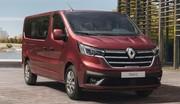 Prix des Trafic Combi et Spaceclass 2021 : Renault dévoile la grille tarifaire
