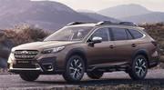 Subaru Outback (2021) : La nouvelle génération du break 4x4 en Europe