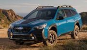 Subaru Outback Wilderness : en route pour l'aventure