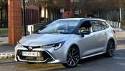 Essai Toyota Corolla Touring Sports 2.0L Hybride : grand coffre et petit appétit