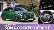 Peugeot 308 3 (2021) : Présentation détaillée du nouveau i-Cockpit