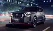 Nissan présente un Patrol Nismo pour le Moyen-Orient