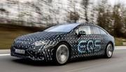 Mercedes EQS (2021) : les détails techniques de la limousine électrique