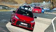 Essai extrême : la Toyota GR Yaris Track à l'assaut du Nürburgring !